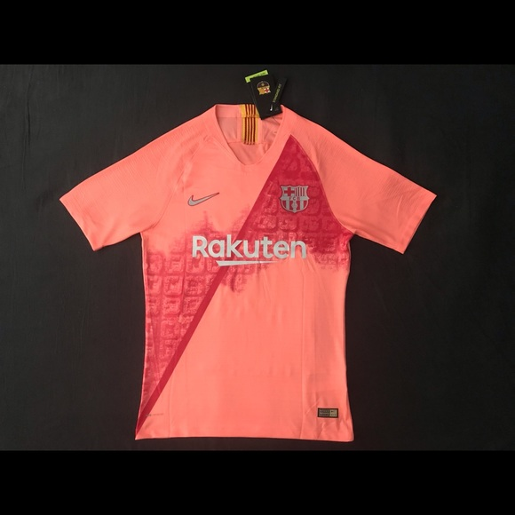 28cf79968e1 FC Barcelona 3rd Jersey VAPOR PLAYER VERSION MESSI
